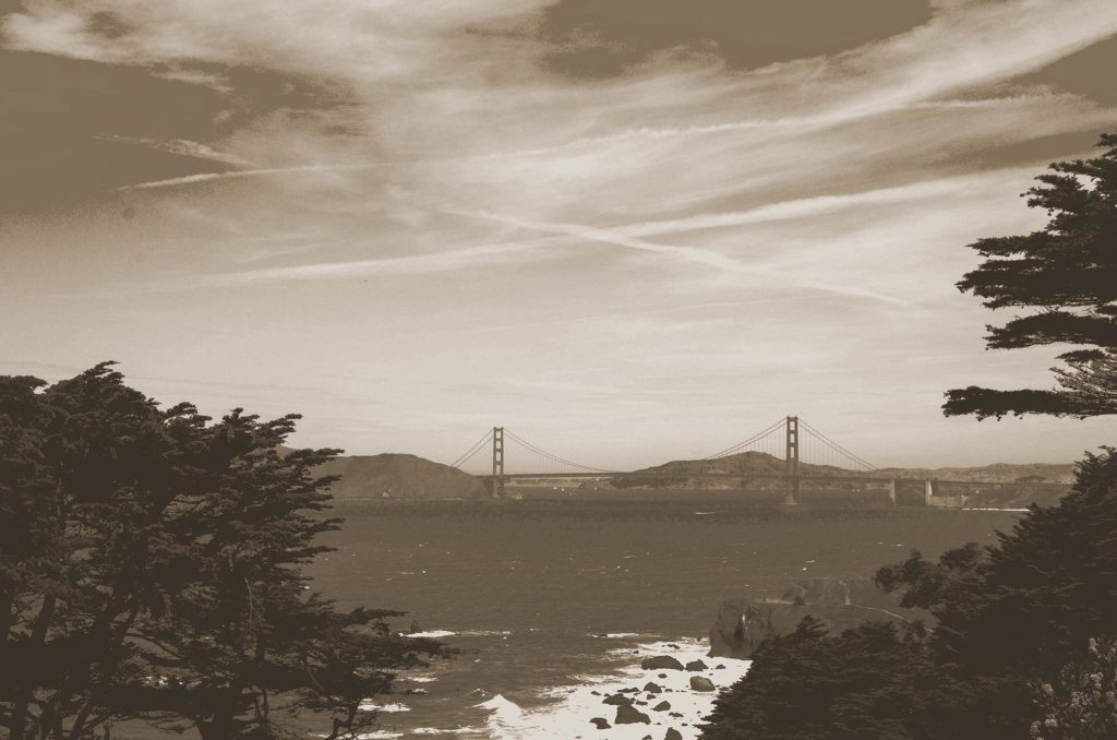 San Francisco-Oakland Bay Bridge - eccetera magazine