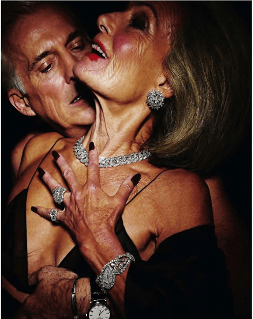 Pensieri sulla soglia -  ©Tom Ford, from Forever Love per Vogue Paris, 2010.
