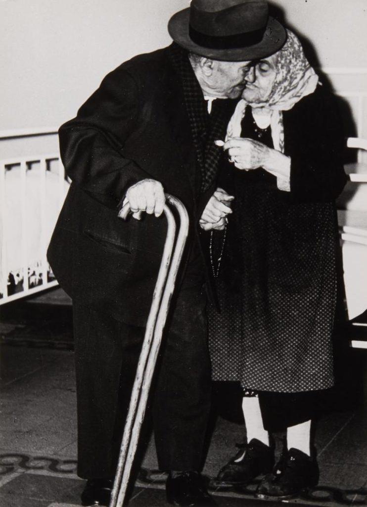 Pensieri sulla soglia -  Mario Giacomelli, Verrà la morte e avrà i tuoi occhi, 1966-1968.