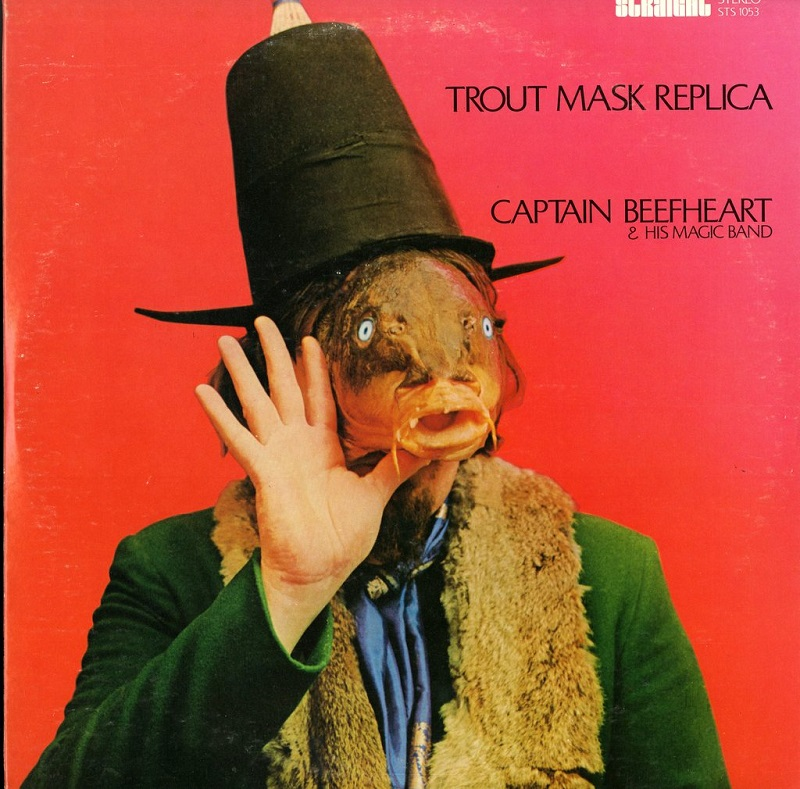 Captain Beefheart & His Magic Band, Trout Mask Replica, 1969