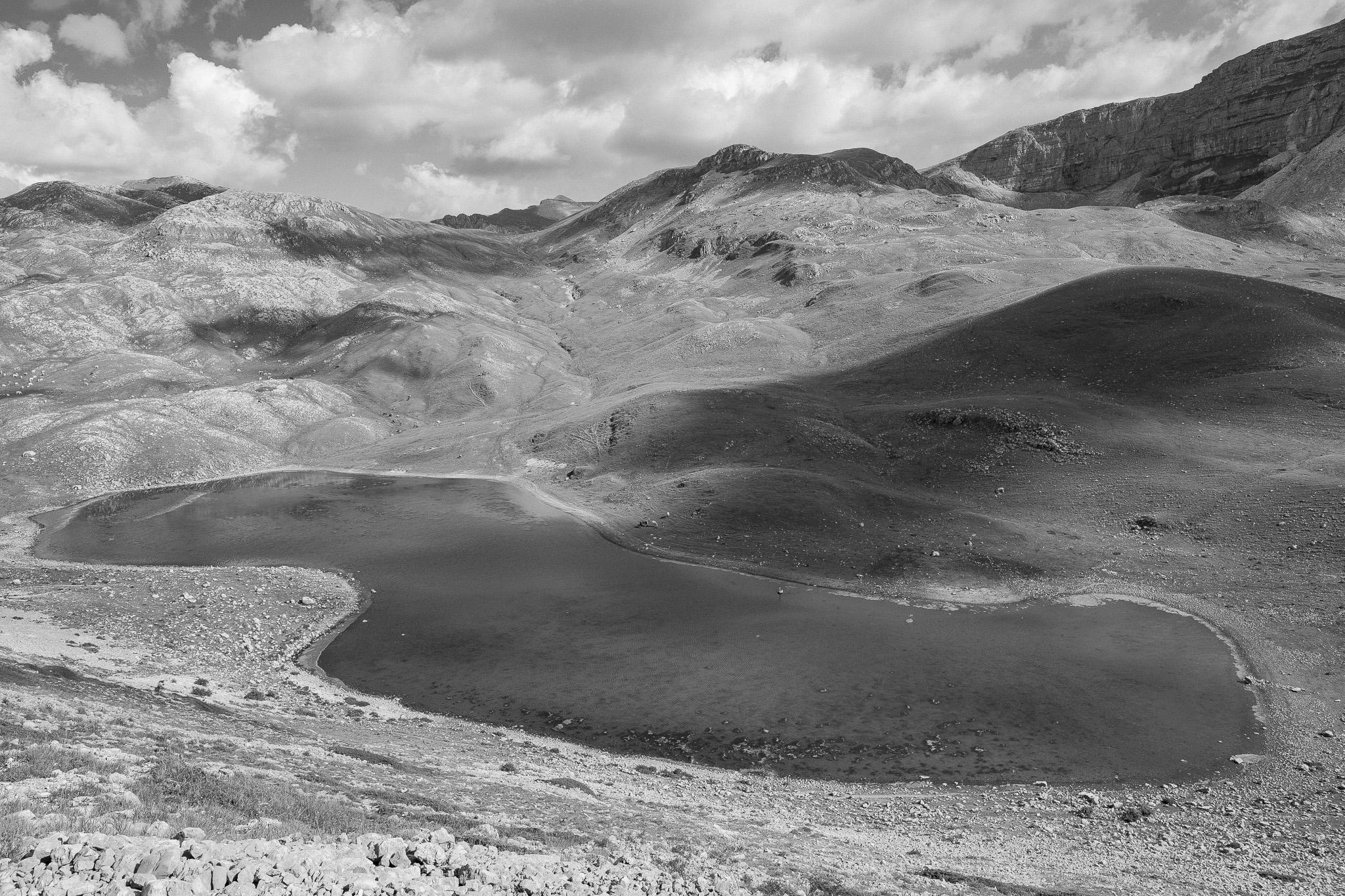 Il Lago della Duchessa - Giulio Burroni